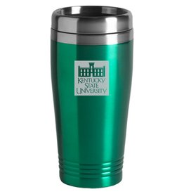 LXG. INC Green Metal Travel Tumbler Jackson Hall
