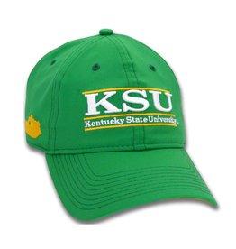 MV SPORTS Kelly Green KSU Cap