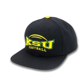 MV SPORTS KSU Football Snapback