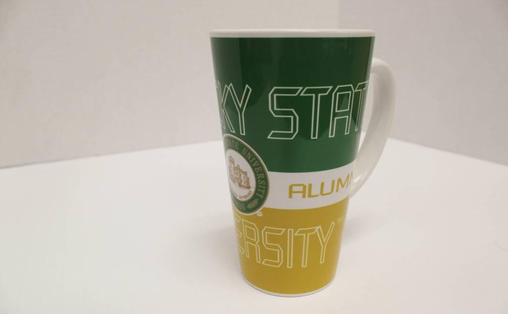 MCM Group Alumni Latte Mug Green/Gold