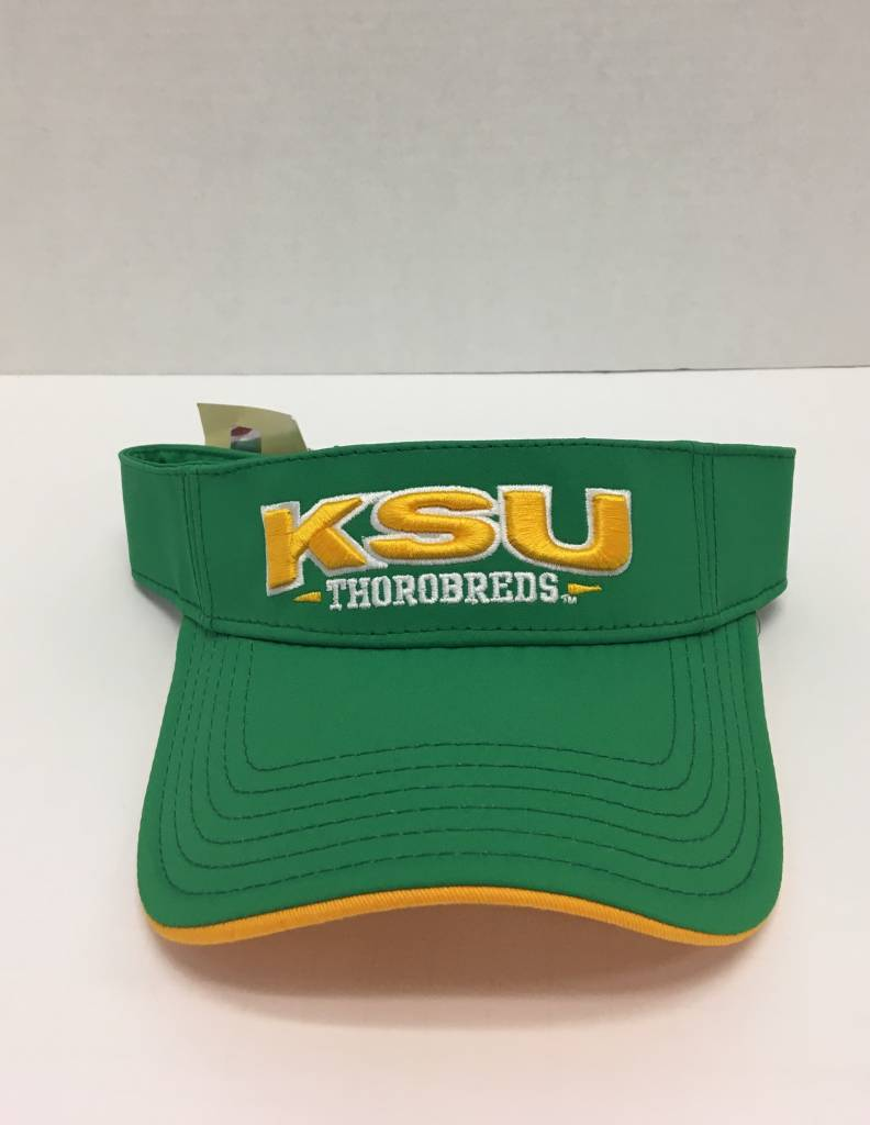 MV SPORTS KSU Thorobreds Visor