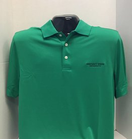 Cutter & Buck Men's Green Polo