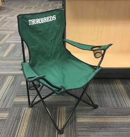 Becky's Print Shop Thorobreds Tailgate Chair