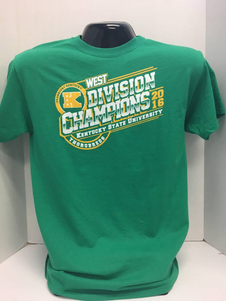 FIRST GEAR 2016 Football West Division Championship T-Shirt