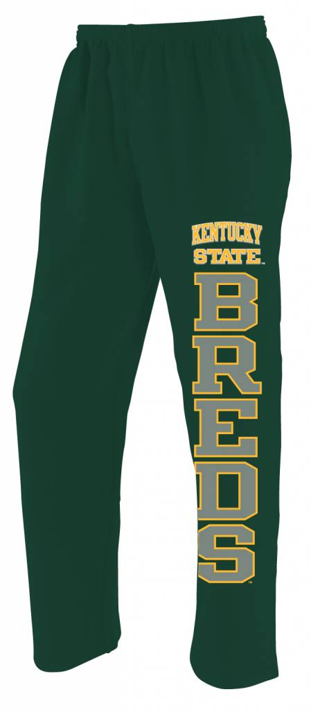 Russell Athletic Forest Green Breds Sweatpants