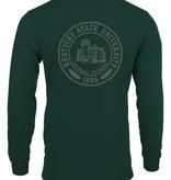 Long Sleeve Jackson Hall Seal Shirt