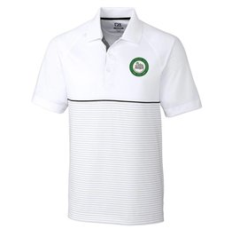 Cutter & Buck Polo Seal Half Stripe
