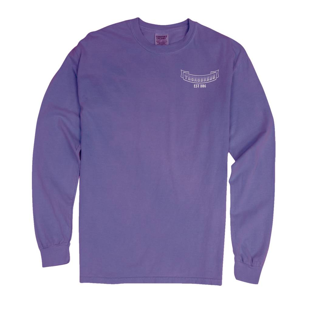 MV SPORTS Comfort Colors Long Sleeve T-Shirt