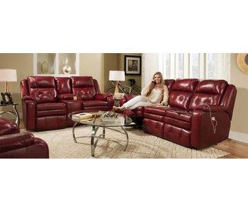 Southern Motion Inspire Power Reclining Living Room Set ( Cream Mystro Ice)