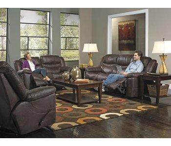 Jackson Valiant Power Reclining Living Room Set (Elk)
