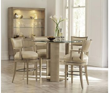 ART Furniture Greenpoint High Top Table & 6 Chairs