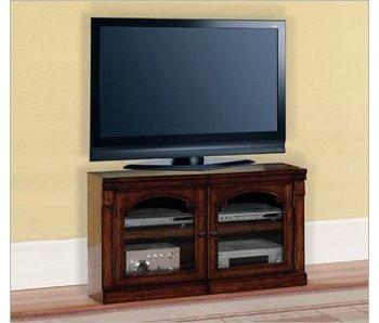 """Parker House Furniture Premiere Aspen 43"""" X-pandable TV Console (Vintage Oak)"""