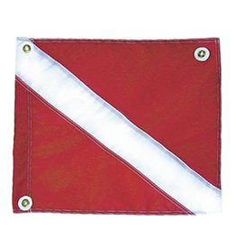 Boat Flag 20 x 24 stiffener. This is a must have for your boat! This is the smallest size required for FWC as of 2013.