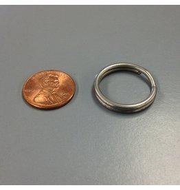 5/8 Split Ring Stainless Steel