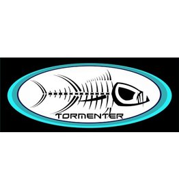 Tormenter Tormenter White Vinyl Decal