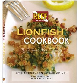 This book is a unique blend of tantalizing recipes, background on the lionfish invasion and its impacts as well as information on how to safely catch handle and prepare the fish.