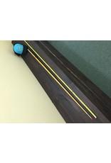 JBL JBL 1 Piece Tapered 4' Aluminum Polespear 6mm Thread