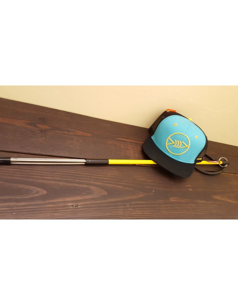 Polespear 2.5' x 1/2 Shorty Paralyzer Tip- Great for Lionfish, shallow reefs or for protection!