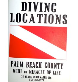 Diving Locations Book