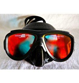SeaDive Ocean Cat Ray Blocker Mask