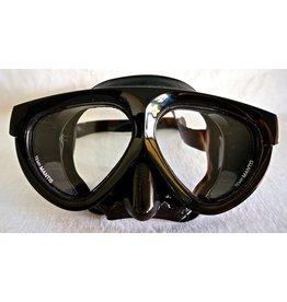 Riffe Riffe Mantis 5 Clear Mask