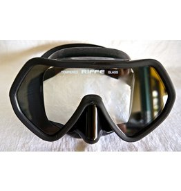 Riffe Riffe Frameless Clear Mask