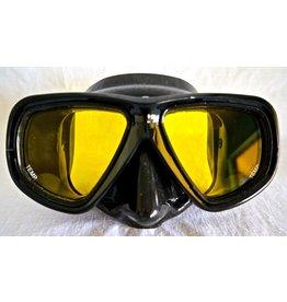 Riffe Riffe Viso Amber Lens Mask