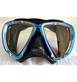 Cressi Cressi Big Eyes Blue Mask