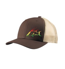 Inletville This hog is awesome! Flex Fit Strap Back Mesh <br> The weather in Inletville is usually sunny, so you're going to need a quality hat. These Flex Fit original hats are comfortable and stylish. <br> Order yours today!