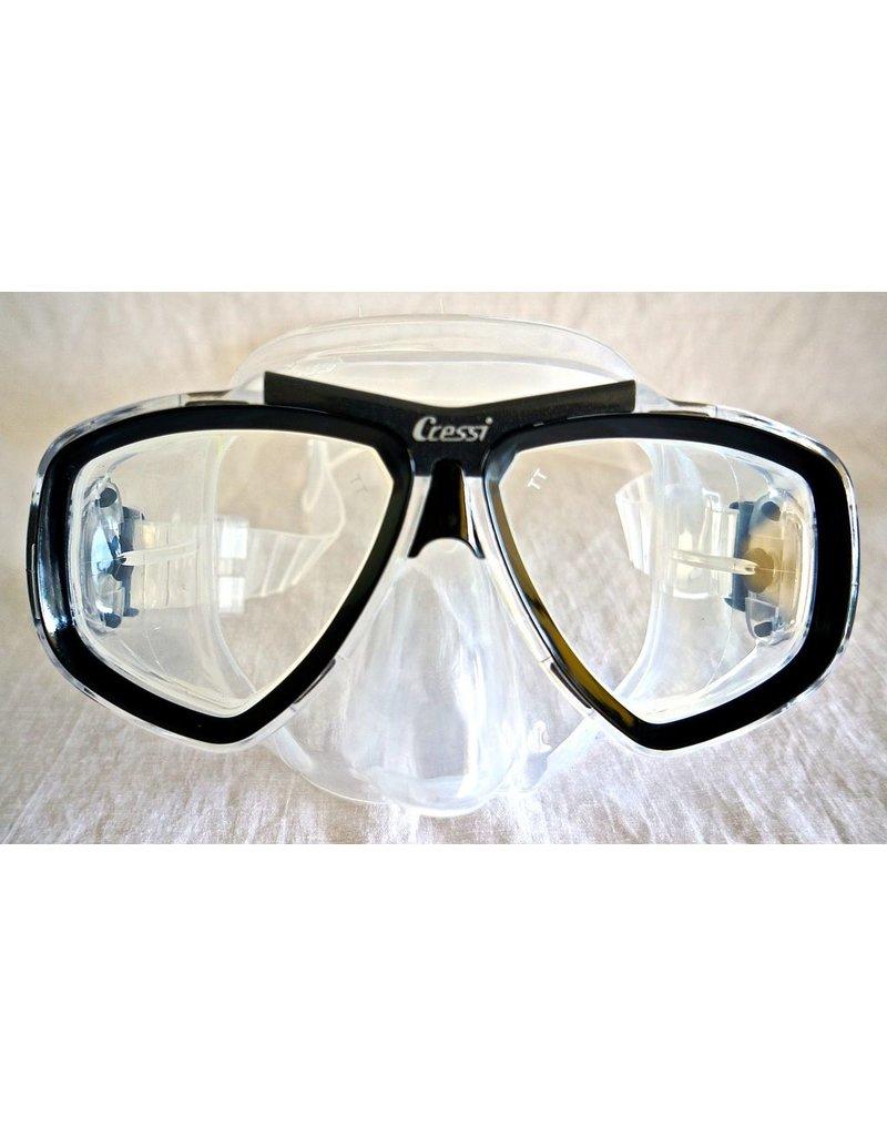 Cressi Cressi Focus Clear Mask