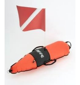 Riffe Riffe Torpedo Divers Float with 12 Dive Flag