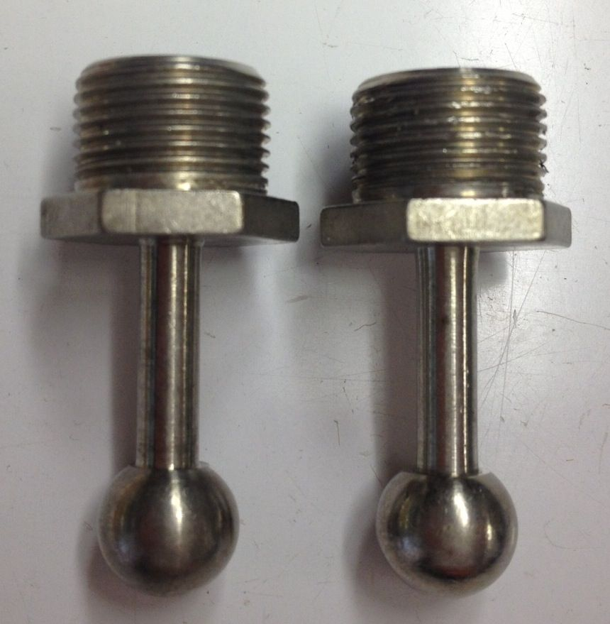 Beuchat Euro Muzzle Adapters