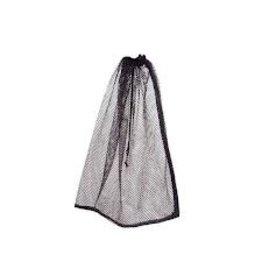 Mesh Bag Black 15 x 20