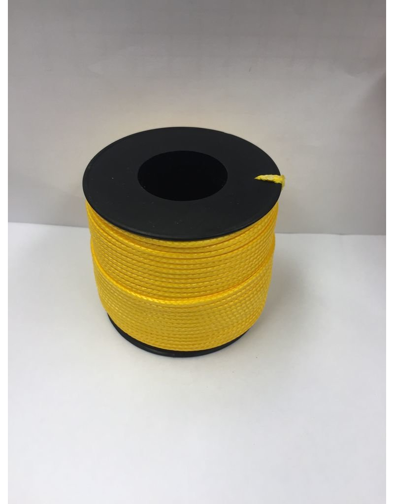 1.8mm Yellow Reel Line 50m