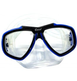 Cressi Cressi Focus Blue Mask