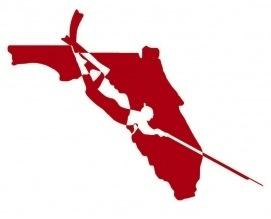 Vinyl 11.5 Florida Spearo Sticker