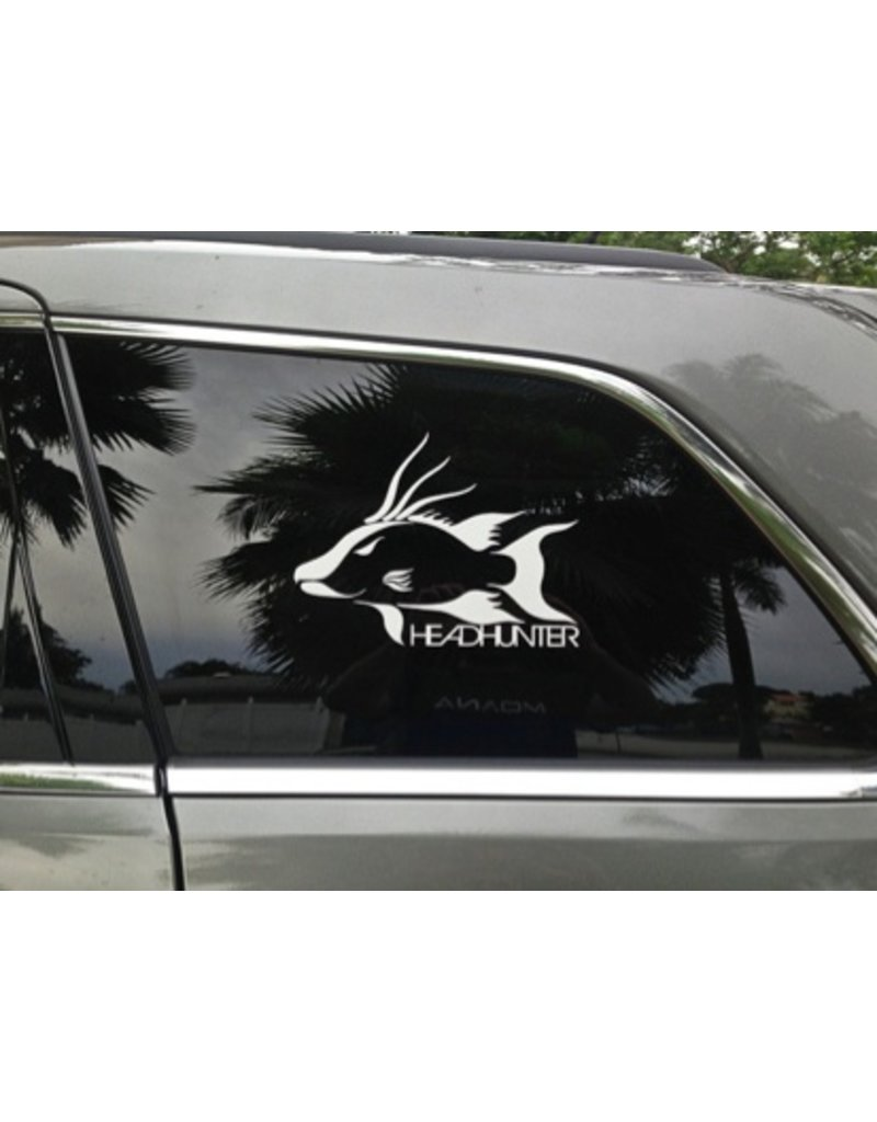 "HeadHunter HeadHunter Hogfish 10"" Decal Sticker"