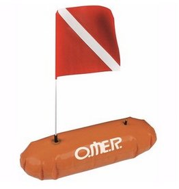 Omer Omer Orange Caravella 1.5 ATM (21psi) Float