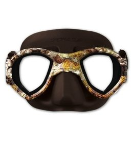 SporaSub Mystic Camo 3D Brown Mask