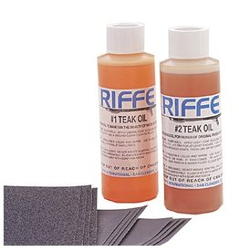 Riffe Teak Oil Kit