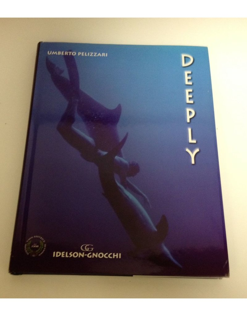 Deeply Book by Umberto Pelizzari