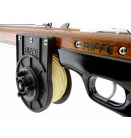 Riffe Riffe Vertical Reel with Line