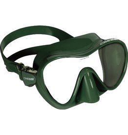 Cressi Cressi Frameless Mask Green