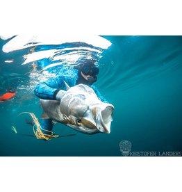 Sea Stinger 97 Pelagic 3 Piece Polespear