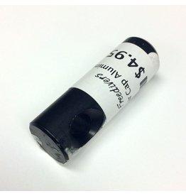 """1/2"""" Black Aluminum Polespear Cap"""