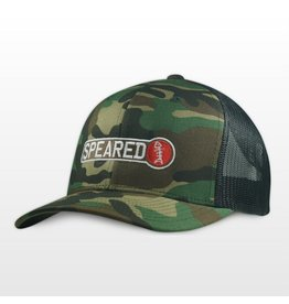 Speared Apparel Speared Premium Camo Trucker Hat