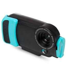 Water Shot PRO Housing for iPhone 6/6s (Black/Teal)