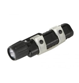 UK Mini Q40 eLED Black Flashlight