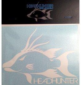 Head Hunter Headhunter 5 Decal