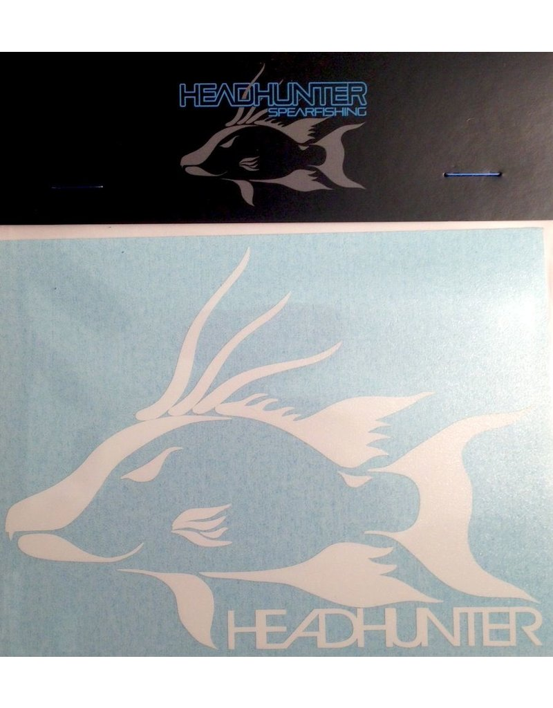 "HeadHunter HeadHunter 5"" Decal Sticker"
